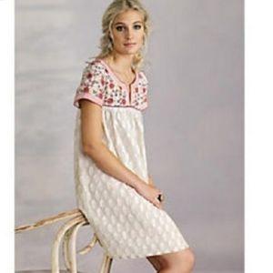Anthropologie Payal Jain Aurora Shift Dress small